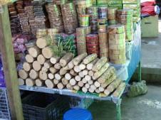 Holz für Thanaka-Paste