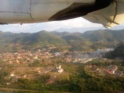 letzter Blick auf Luang Prabang
