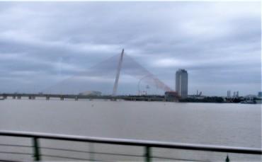 Brücke über den Han