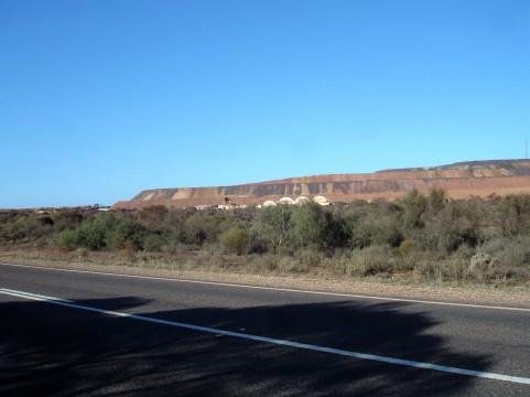 Mine vor Port Augusta