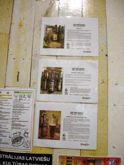 Brauerei-Werbung