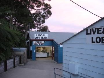 Fischladen in der Nähe