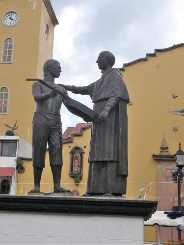 der Mönch und der Indio
