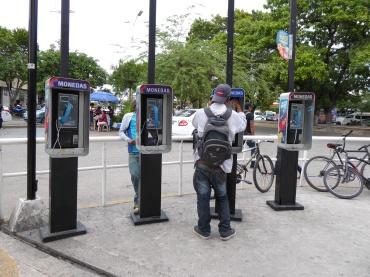 öffentliche Telefone