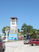 Uhrturm auf dem Hauptplatz