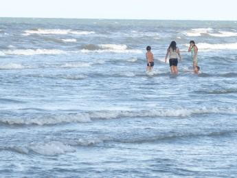 und im Meer