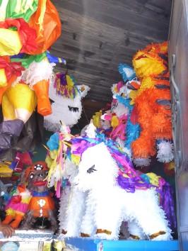 typische Dekoration für Feste