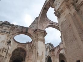Ruine der ehemaligen Kathedrale San José