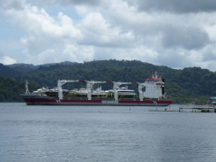 Schiffe auf Schiff